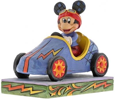 Mickey Maus: Micky übernimmt die Führung Seifenkistenrennen