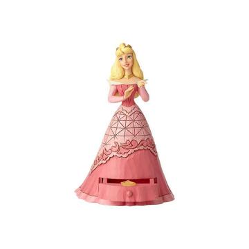 Aurora Schmuckkästchen Figur
