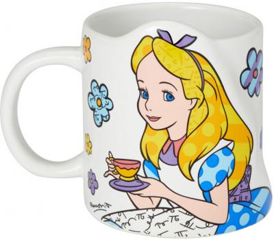 Alice im Wunderland Becher BRITTO