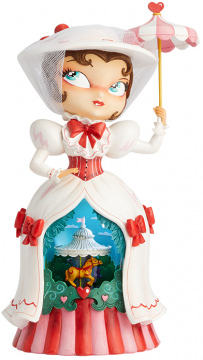 Mary Poppins Figur MISS MINDY