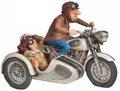 The Sidecar Tour FORCHINO
