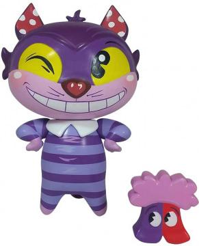 Cheshire-Katze Vinyl Figur MISS MINDY
