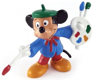 Micky Maler BULLY Figur
