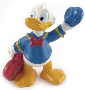 Donald mit Herzgeschenk BULLY Minifigur