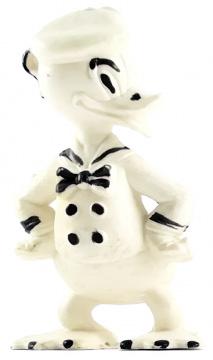 Donald Duck HEIMO Figur (weiß)