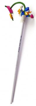 Bleistift mit Aufsatz Donald Duck Drachenflieger APPLAUSE