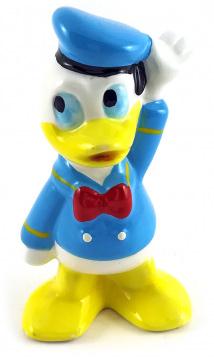 Donald Duck Porzellanfigur