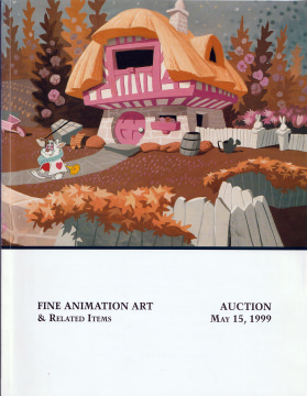 Fine Animation Art & Related Items (Auction May 15, 1999 / Howard Lowery Gallery)