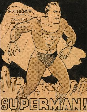 Sothebys Comic Books and Comic Art (Auction June 18, 1994)