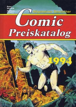 Allgemeiner Deutscher Comic Preiskatalog 1994 (SC)