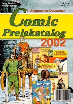 Allgemeiner Deutscher Comic Preiskatalog 2002 (SC)
