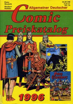 Allgemeiner Deutscher Comic Preiskatalog 1996 (SC)