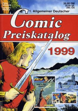 Allgemeiner Deutscher Comic Preiskatalog 1999 (SC)