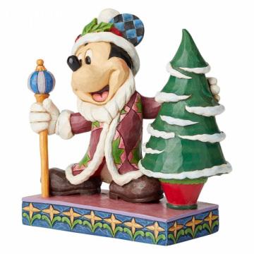 Micky Maus Weihnachtsmann: Jolly Ol St Mick
