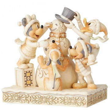 Micky & Freunde: Frostige Freundschaft (White Woodland)