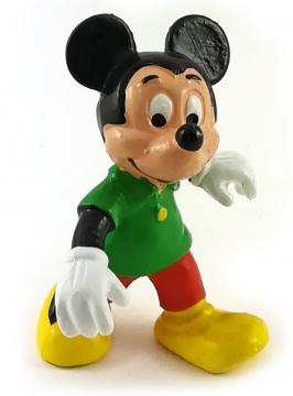 Micky Maus gehend BULLY Kleinfigur