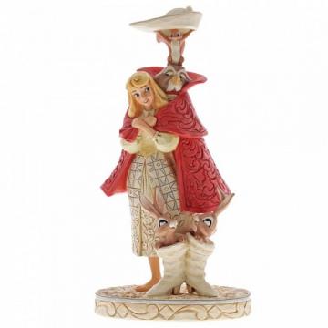 Aurora (Dornröschen): Verspielte Pantomime (DISNEY TRADITIONS) Figur