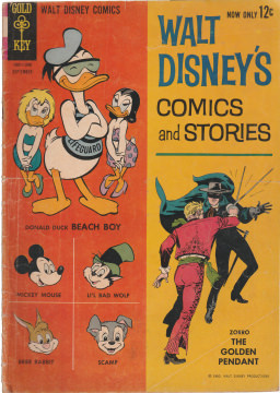 Walt Disneys Comics and Stories 276