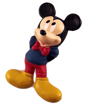 Anstecker Micky Maus 4cm