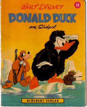 Donald Duck am Südpool (Kleine Walt Disney Bilderbücher 11)