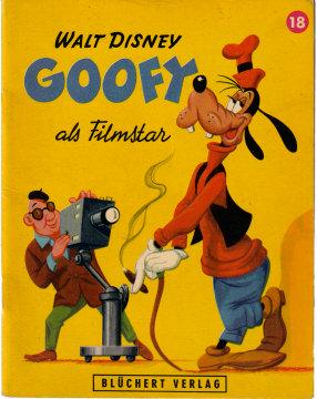 Goofy als Filmstar (Kleine Walt Disney Bilderbücher 18)