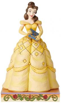 Belle: Buchkundige Schönheit (Princess Passion Figur)