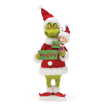 Grinch: Naughty or Nice? (DEPARTMENT 56)