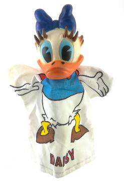 Handpuppe Daisy Duck MUÑECAS FAMOSA