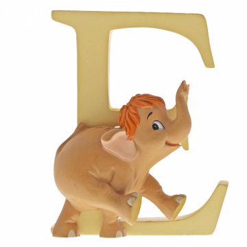 E - Baby Elephant- E