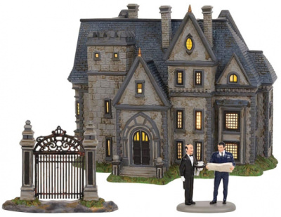 Wayne Manor (EU Version)