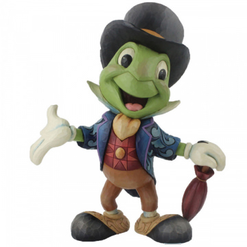 Jiminy Cricket Statement Figurine Crickets the Name