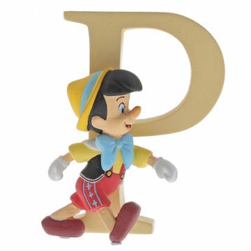 P - Pinocchio