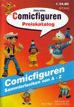 Comicfiguren Preiskatalog 2005/2006