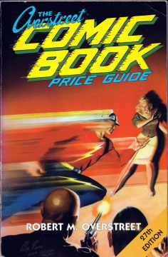 The Overstreet Comic Book Price Guide 27th Edition 1997 (SC)