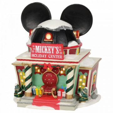 Mickeys Holiday Center - EU Version