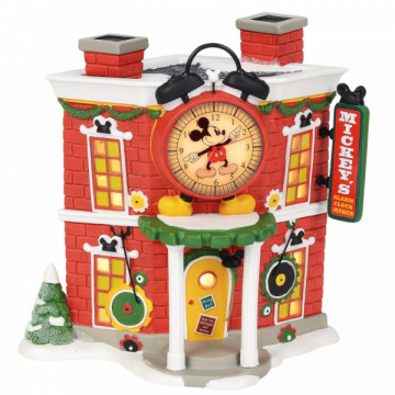Mickeys Alarm Clock Shop - EU Version