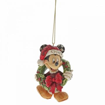 Micky Maus Weihnachtsbaumhänger DISNEY TRADITIONS