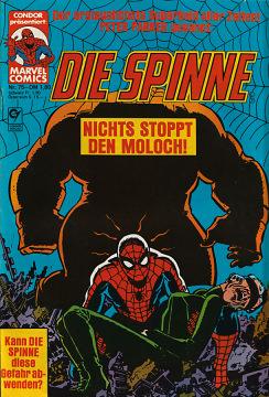 Die Spinne 75: Nichts stoppt den Moloch!