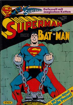 Superman Batman 5/1983