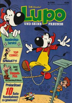 Lupo und seine Freunde 3/1983