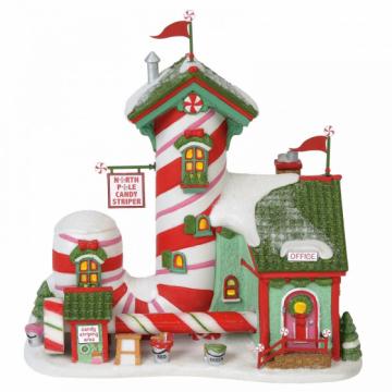 North Pole Candy Striper - EU Version