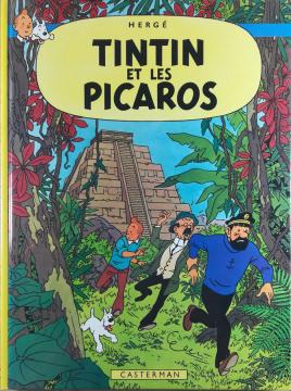 Hergé - Les Aventures de Tintin [22]: Tintin et les Picaros