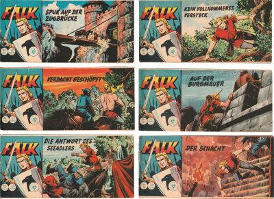 Falk (Lehning Piccolo) Nr. 46, 47, 51, 56, 57, 58