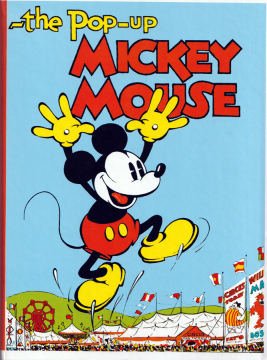 The Pop-up Mickey Mouse (Faksimile des Originals von 1933) Hardcover