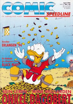 Comic Speedline 36 [1994]