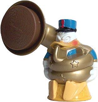 Spieluhr Donald Duck mit Tuba