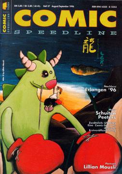 Comic Speedline 57 [1996]