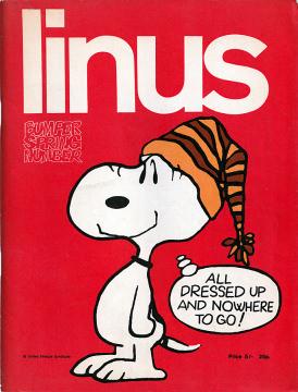 Linus No. 0 - May 1970