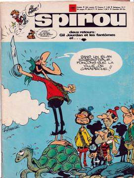 Spirou 1727 (1971)