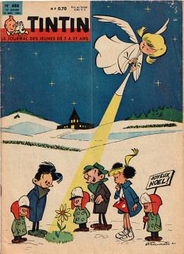 tintin Nº 686 (1961)